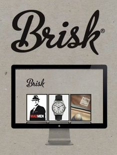 Brisk is a male high fashion catalogue, without the price >> Brisk Fashion --> www.bebrisk.co.uk Typography Letters, Lettering, High Fashion, Mens Fashion, Fashion Catalogue, Shutter, Cool Websites, Swag, Spaces