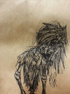 Creepy Drawings On Pinterest Drawings Dolls And Emo