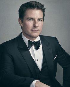 Actors for GQ UK | June 2016 | Tom Cruise.  Incredible!!