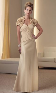 mother of the bride dresses...colour is nice