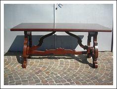 tavolo fratino saluzzese Antiquariato su Arsantik