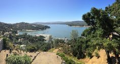 Spending the weekend at Lake Nacimiento with good friends.