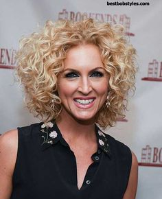 Curly Short Hairstyles You Absolutely Love - 11 #BestBob
