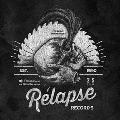Relapse Records Podcast 0036 with Dave Witte of PUBLICIST UK