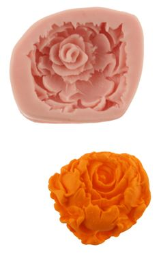 Large Peony Silicone Mold - SSA-NM311