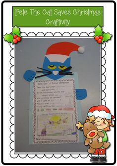 Classroom Fun: Christmas 'Down Under' Blog Hop & Pete the Cat Freebie