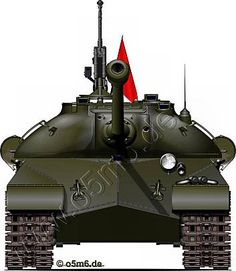 "Engines of the Red Army in WW2 - Heavy Tank IS-3 ""Pike"""