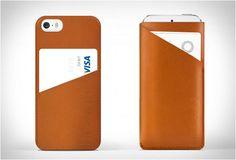 MUJJO IPHONE WALLETS - http://www.gadgets-magazine.com/mujjo-iphone-wallets/