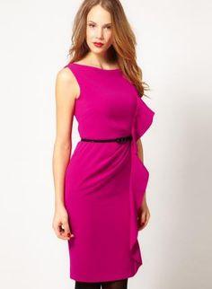 Starry Flouncing V-neck dress,  Dress, sexy chic dress lady, Chic