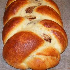 Egyszerű kakaós kalács Recept képpel - Mindmegette.hu - Receptek Bread, Baking, Brot, Bakken, Breads, Backen, Buns, Sweets, Pastries