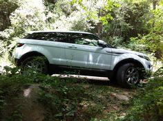 Range Rover & Parc Natural del Montseny  (Barcelona, Spain)