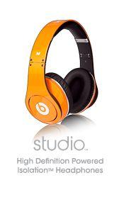 """Headphones: """"Beats"""" by Dr. Dre"""
