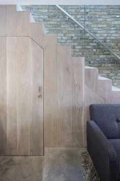 Residential Architecture & Interior design - Mews development in London