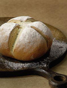 Receita de pão caseiro tradicional