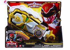 Amazon.com: Power Rangers Megaforce Deluxe Gosei Morpher: Industrial & Scientific