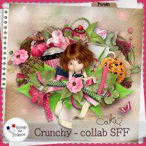 Crunchy - collab SFF