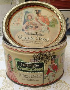 vintage tins - Google Search
