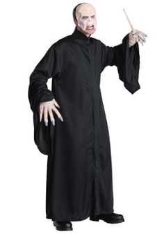 Voldemort is an evil wizard in the series Harry Potter. He tried to kill Harry when he's a baby. Find the best Harry Potter Lord Voldemort costume ideas. Harry Potter Voldemort, Lord Voldemort, Harry Potter Wizard, Harry Potter Outfits, Harry Potter Gifts, Unique Halloween Costumes, Cool Costumes, Adult Costumes, Costume Ideas