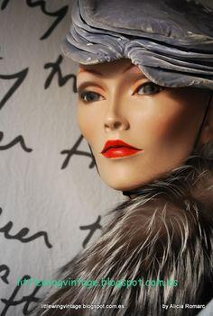 Authentic vintage hat 20´