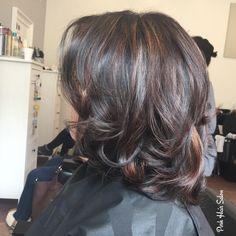 Haircut and Balayage at Posh Hair Salon NYC