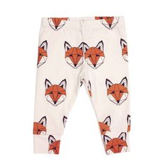 Super soft, cotton baby leggings, printed with a cool geometric fox face. Toddler Boy Fashion, Kids Fashion, Runaway Kids, Geometric Fox, Fox Face, Fox Print, Baby Leggings, Printed Leggings, Washing Clothes