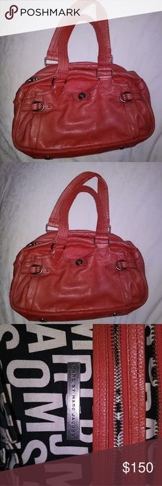Marc by Marc Jacobs In used condition  Price is refleted in condition Marc By Marc Jacobs Bags Satchels