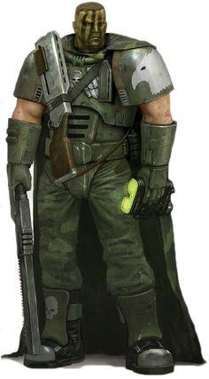 WH40k ranger/scout