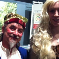 Representing Germany's Fairy Tale Route @ ITB Berlin