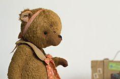 Teddy Bear Ksenia  Mohair Teddy Bears  Artist by annapavlovna, $299.00