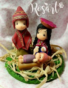 Christmas Crafts, Xmas, Christmas Ornaments, Beer Bottle Glasses, Pasta Flexible, Felt Art, Cold Porcelain, Nativity, Polymer Clay
