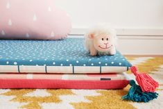 Couture – Des tapis sol rapide à réaliser avec seulement quatre coutures (19)