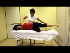 Gyógytorna (csípő, térd és boka) - YouTube