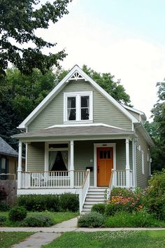 Cute Small Houses On Pinterest Small Houses Small House Plans And