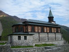 The small church of Javorca Nation State, Central Europe, Croatia, Italy, Mansions, Country, House Styles, Italia, Rural Area