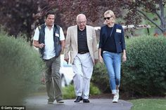 Rupert Murdoch's son James to become 21st Century Fox CEO on July ...