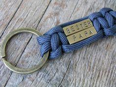 Schlüsselanhänger - Oktoberwelle Schlüsselanhänger - ein Designerstück von Schmuckkistl bei DaWanda