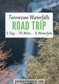 Tennessee Waterfalls Road Trip - Travel tips - Travel tour - travel ideas Cummins Falls State Park, Burgess Falls State Park, Cummins Falls Tennessee, Fall Creek Falls Tennessee, Montezuma, Monteverde, Places To Travel, Places To See, Travel Destinations
