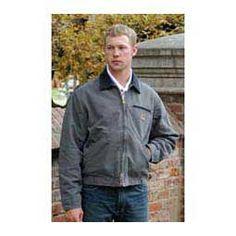 Detroit Mens Jacket (J97) Gravel - Item # 27798