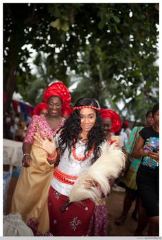 Nigerian traditional wedding ceremony Lucy & Ral