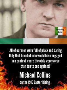 Easter 1916 Stories Michael Collins Best Of Ireland, Images Of Ireland, Old Irish, Irish Celtic, Ireland 1916, Irish Independence, Irish American, American Girl, Irish Republican Army