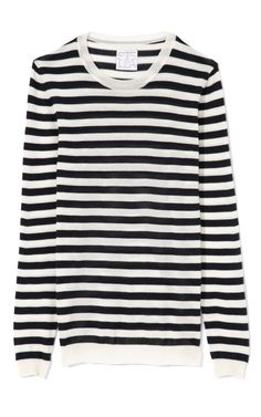 Striped Knit Top by Stella Jean Now Available on Moda Operandi