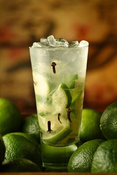 Caipirinha Recipe - perfect for the world cup