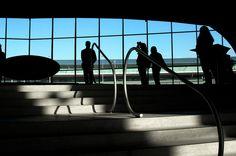 Eero Saarinen's TWA Terminal brought back to life | Architecture | Agenda | Phaidon