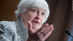 Janet Yellen: Tax plan's deficits could make it harder to fight a recession - Dec. 13, 2017