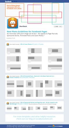 [UPDATED TEMPLATE] Facebook New Guidelines Re: 20-Percent Text Overlay on Ads and Cover Photo