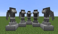 Download Weeping Angels Mod 1.13/1.12.2/1.11.2 - A mod derived from Doctor Who and a_dizzle's 1.5.2 mod...