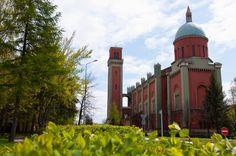 Kežmarok - evanjelický kostol, T. Holiday Destinations, Taj Mahal, Building, Travel, Viajes, Buildings, Destinations, Traveling, Trips