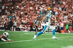 """""""This photo says it all. Christian Mccaffrey Instagram, Carolina Panthers Football, Great Team, Nfl, Sports, Twitter, Hs Sports, Nfl Football, Sport"""