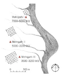 422 Best Mehrgarh Images Lost City Indus Valley