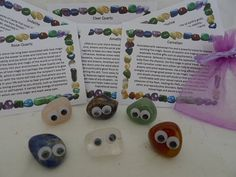 Little Gem Bugs - Choice of 6 Gemstone Pets - Magick Powers Spell Fun Educational Gem Crystal Toy - Wicca Pagan Altar Tumblestone Talisman on Etsy, $4.27